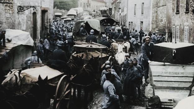 Retour aux sources : Apocalypse Verdun - 2 x 45