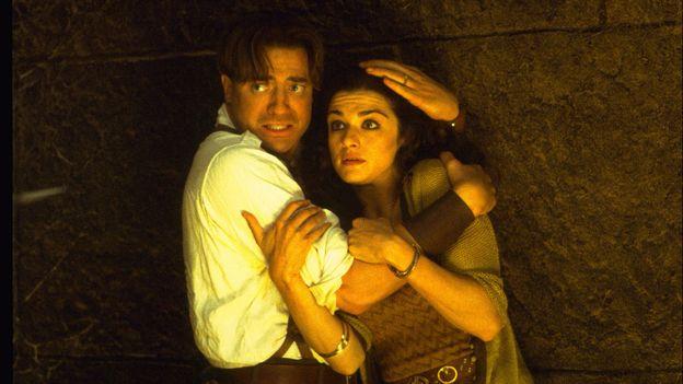 "Cycle ""La Momie"" avec Brendan Fraser et Rachel Weisz"