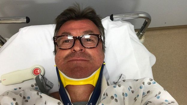 Gaëtan Vigneron l'a échappé bel ? de retour après son accident . pourra-til assurer la saison de F1. point sur le