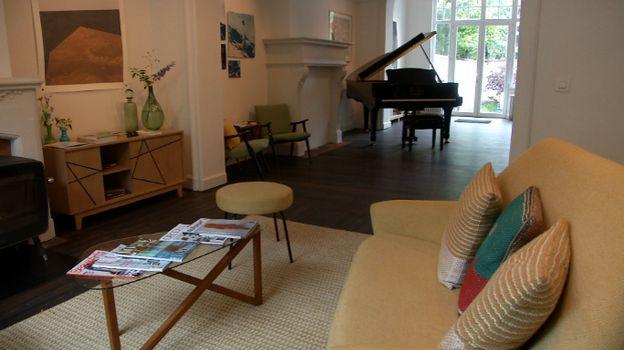 Nouvelle maison passive à braine lalleud pour famille moderne