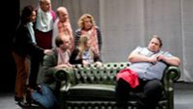 Concours théâtre : Les Mandibules