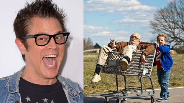 "Après ""Jackass"", Johnny Knoxville se métamorphose"