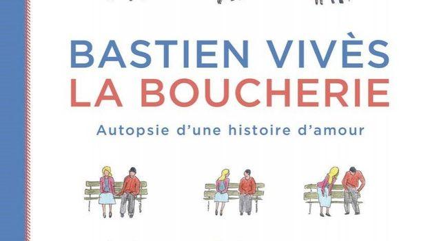 «La boucherie», de Bastien Vivès, chez J'ai Lu
