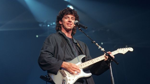 Patrick Bruel au Zénith en 1990
