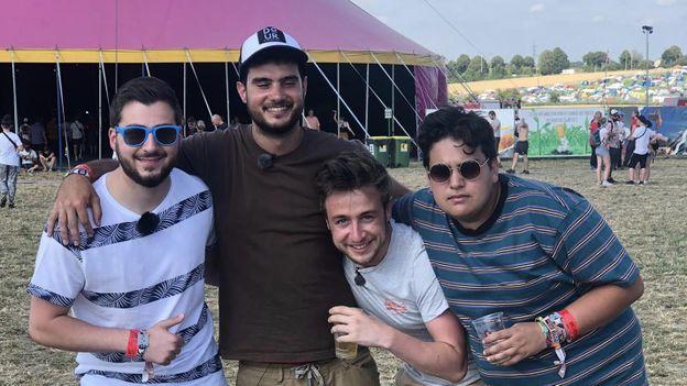 Cap sur Dour avec nos festivaliers