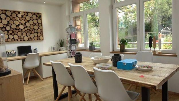 Rénovation super cosy et chaleureuse pour une jeune famille à Verviers