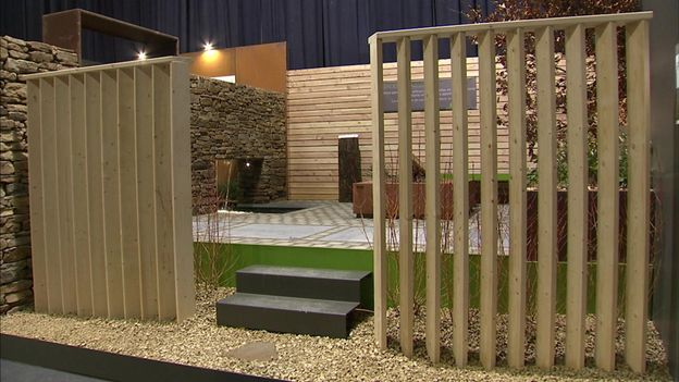 En février dernier, le salon Déco Jardin à Ciney - RTBF Jardins loisirs