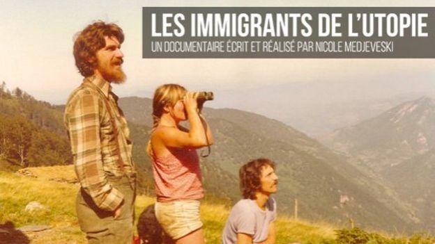 Les immigrants de l'utopie : l'Ariège