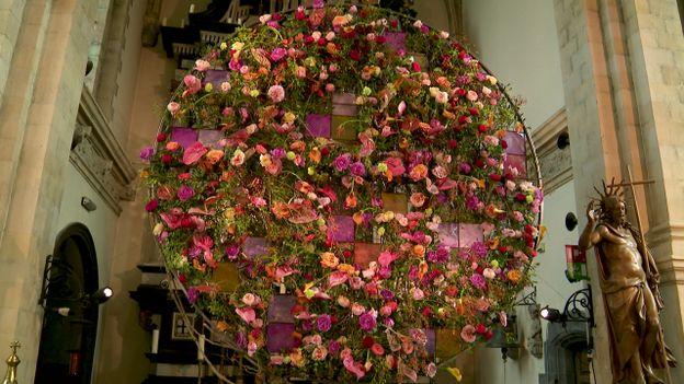 Fleuramour : Le rendez-vous des designers en Art Floral