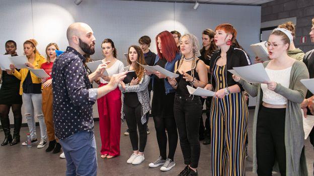 L'Eurovision des chœurs : la chorale Almakalia représente la Belgique !