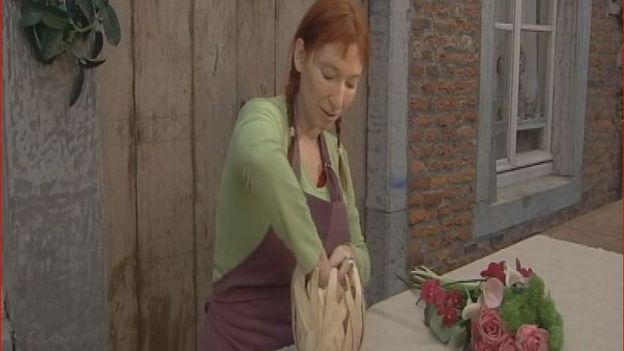 Françoise Vandonink - montage floral