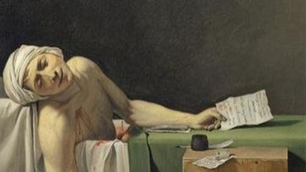 """Christos Markogiannakis, """"Scènes de crime au Louvre"""", Le Passage"""