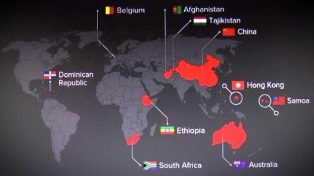 La Belgique, dans le top 10 des pays les plus vulnérables face aux cyberattaques.