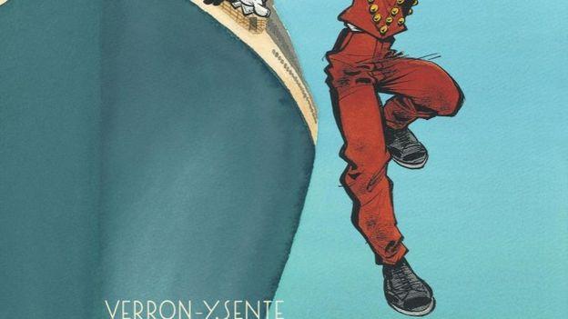 """BD """"Il s'appelait Ptirou"""" de Sente et Verron - Ed Dupuis"""