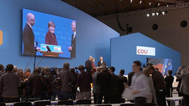 Angela Merkel, un 4ème mandat ?