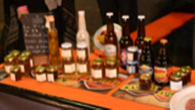 LE salon de la bière à Hannut