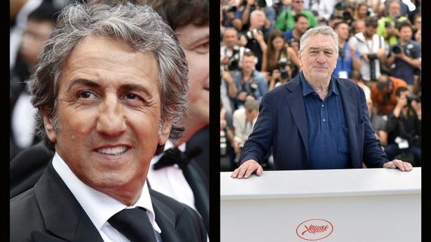 Richard Aconina et Robert de Niro