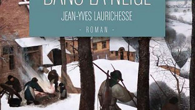 """"""" Les chasseurs dans la neige """" - Jean-Yves Laurichesse -  Ed. HD Ateliers Henry Dougier"""