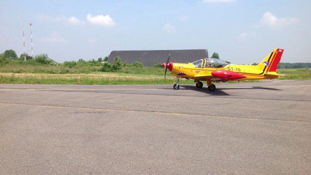 Le rêve aérien à Beauvechain