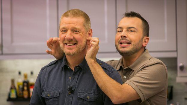Gerald et Julien