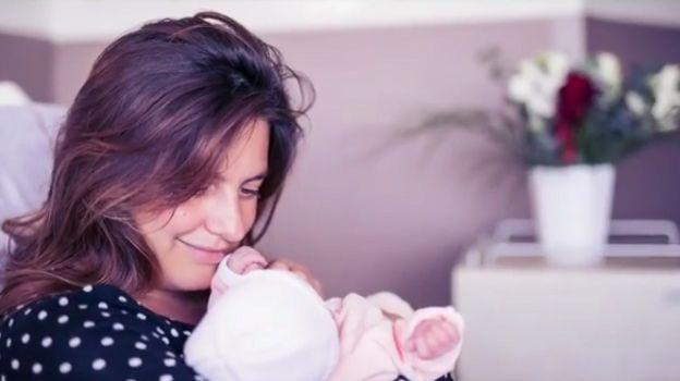 Laetitia Milot maman : la première photo de sa fille !