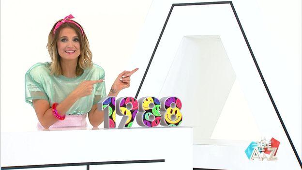 La télé de A à Z - L'année 1988