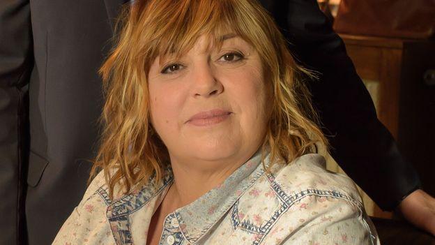 """Michèle Bernier dans """"La Stagiaire"""""""