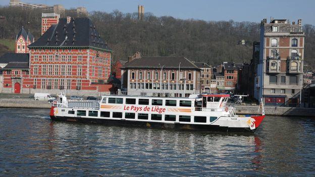 Des excursions thématiques vers Seraing, Huy ou encore Maastricht;