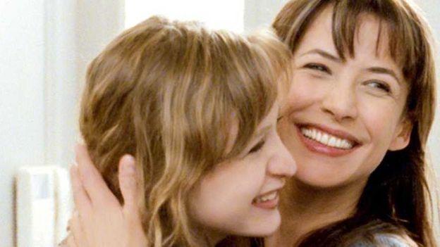 Mère et fille, avec Christa Théret.