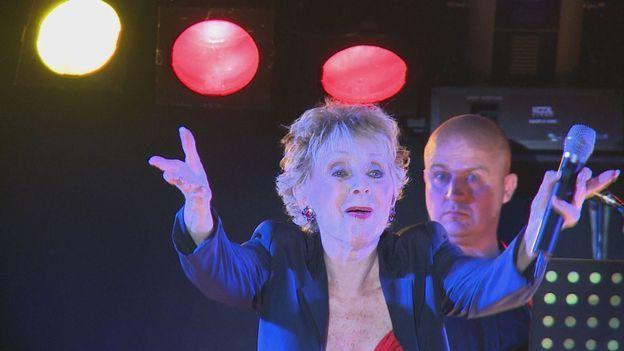 Annie Cordy fête ses 90 ans