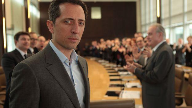 """Le Capital"", un film de Costa-Gavras avec Gad Elmaleh"