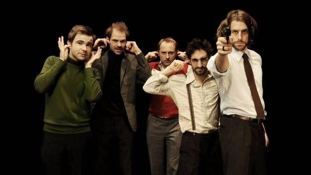 """Le théâtre belge à l'honneur avec """"Jour de relâche"""" : Rumeur et Petits jours"""