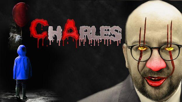 """Le remake du film d'horreur """"Ça"""" selon Carmela"""