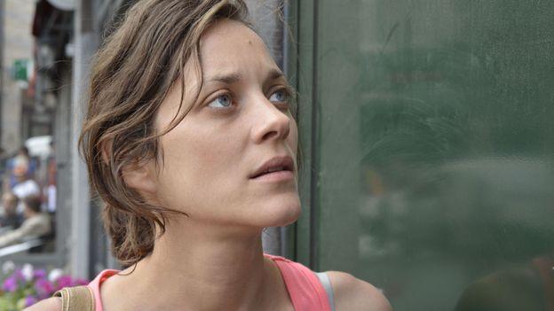 """Marion Cotillard dans """"Deux jours, Une nuit"""""""