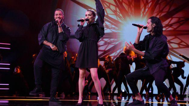 Slimane, Soraya, Adrien