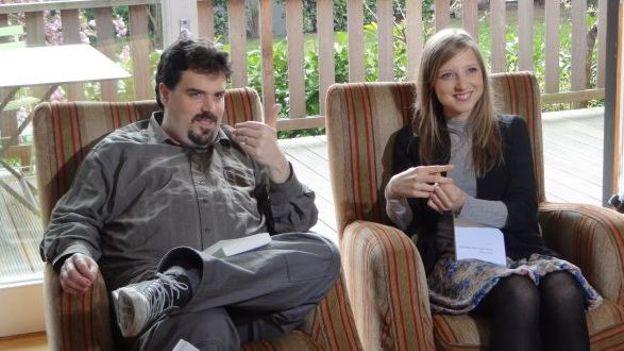 Michel Dufranne et Ysaline Parisis