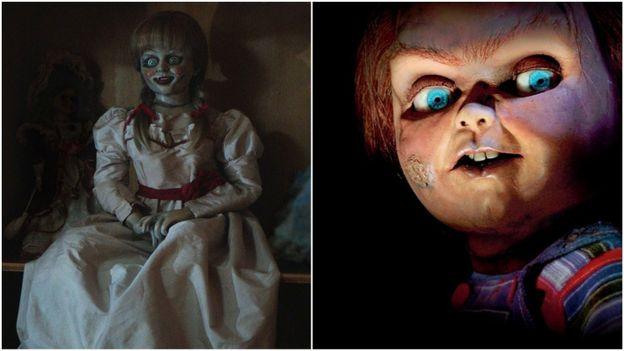 Annabelle et Chucky