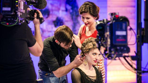 Le meilleur coiffeur de belgique 2 me pisode viril et for Meilleur salon de coiffure bruxelles
