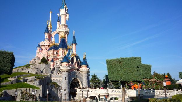 Disney land Paris. Les secrets du royaume de Mickey