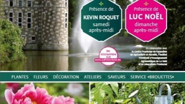 CONCOURS : 5 x 2 entrées pour Jardins de Printemps à Jehay