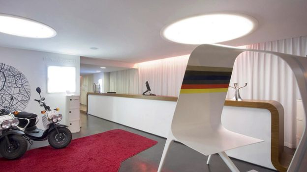 Michel Penneman, décorateur et architecte d'intérieur