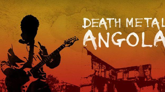 Death Metal Angola – Inédit primé par La Trois au Festival Millenium