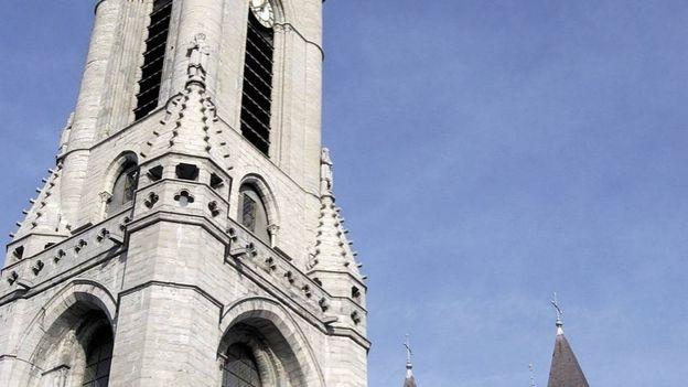 Le beffroi de Tournai est le plus ancien monument du genre en Belgique.