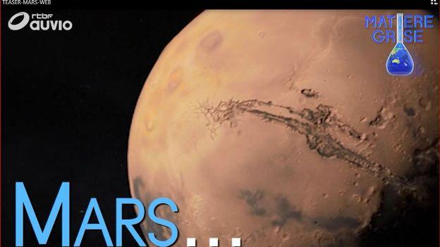 Des hommes sur Mars