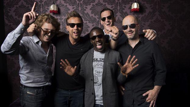 Belgian Kings of Comedy Team