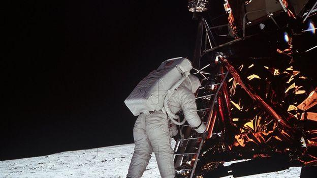 Revivez la mission Apollo à la conquête de la lune