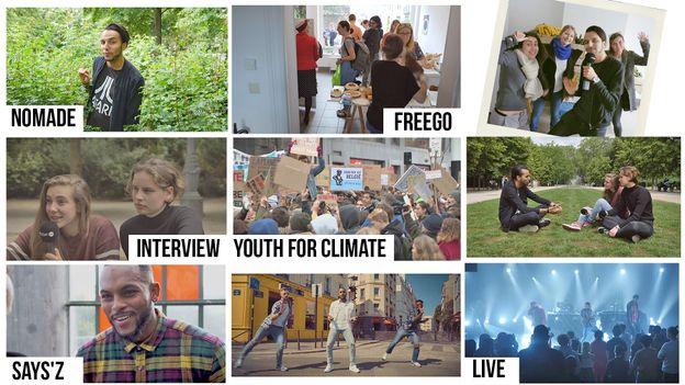 NOMADE: Parlons bien, parlons climat !