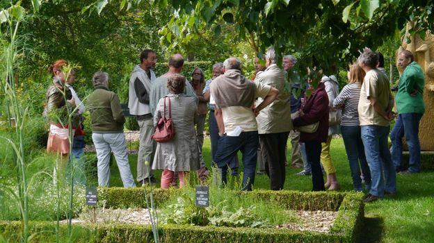 fête des jardins gallo-romains