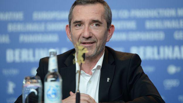 """Le réalisateur français Pascal Chaumeil à sa dernière conférence de presse pour son 3e film """"Up and Down"""""""