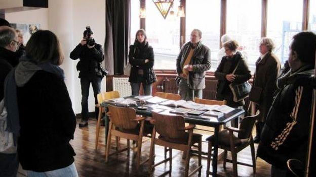 Appartement moderniste de Charleroi